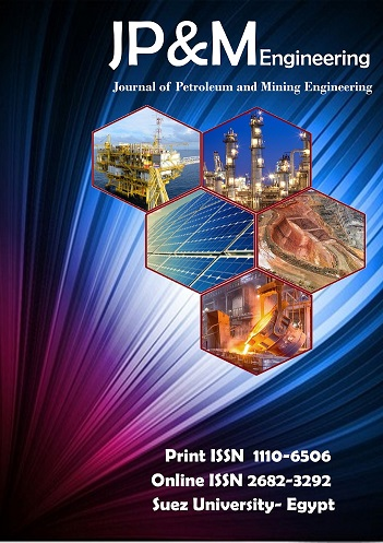 Journal of Petroleum and Mining Engineering